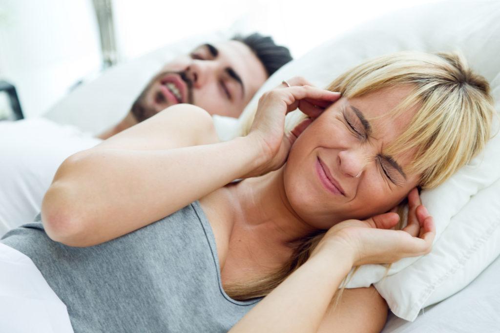 Sonno disturbato dal russare. Terapia CPAP